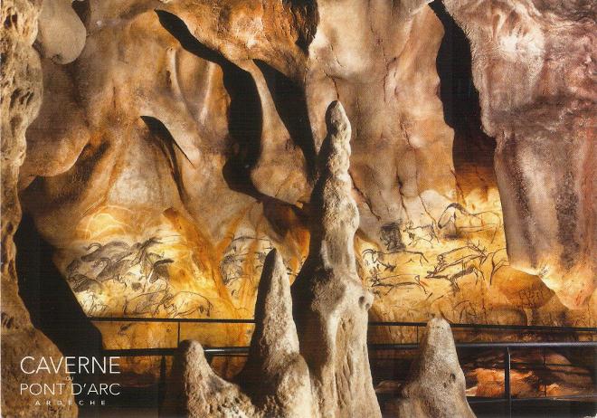 Cave Pont d'Arc, France