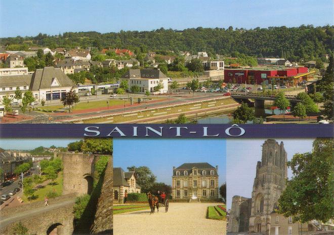Saint-Lô, France
