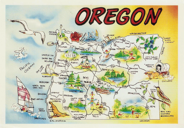 Oregon, USA